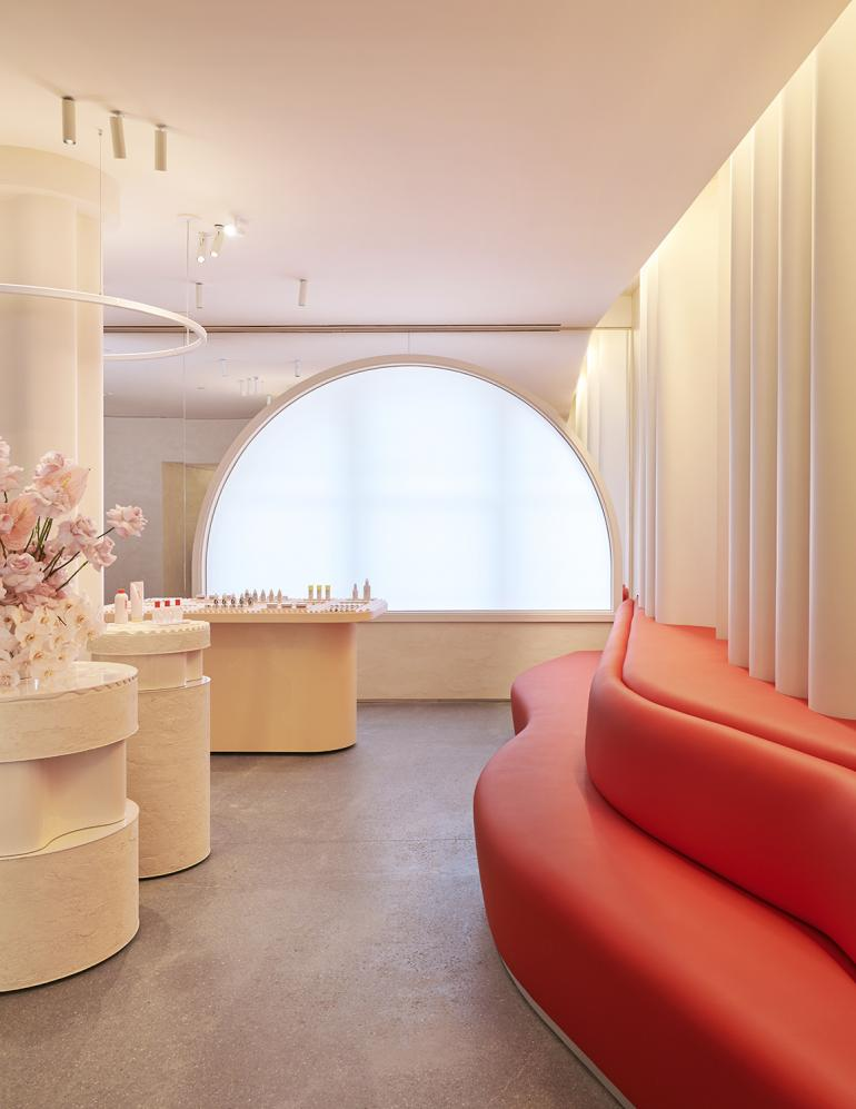 pastel palace opens in New York City
