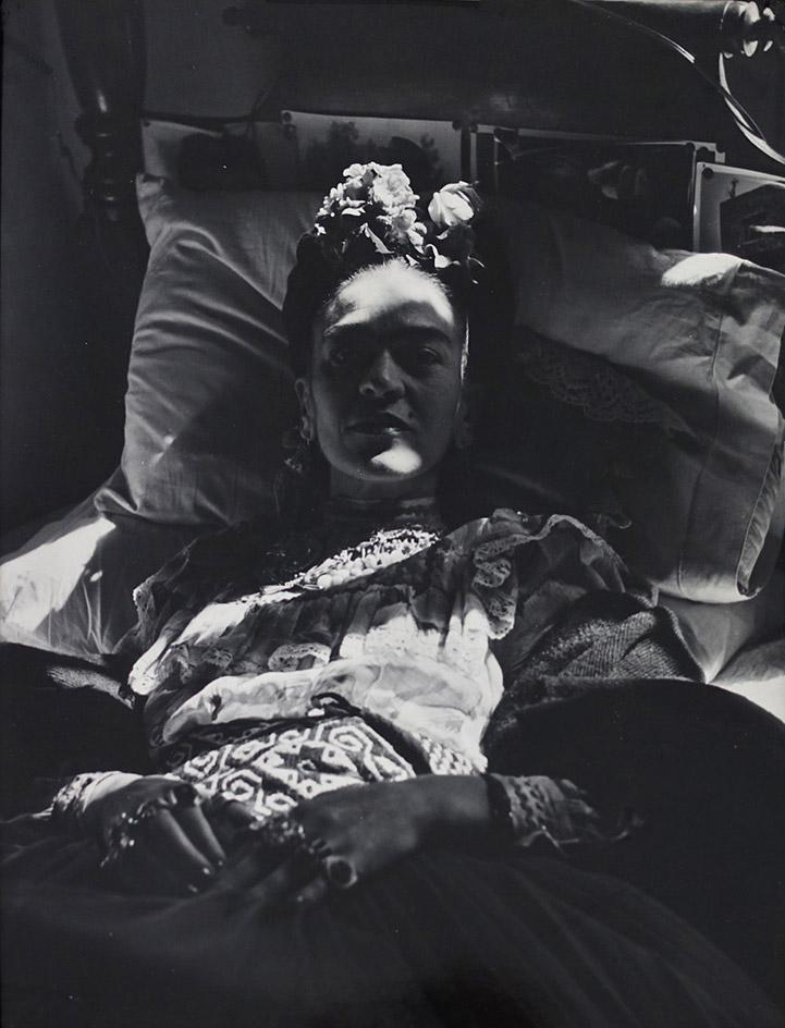 Frida Kahlo Photographs Of The Artist In Her Element