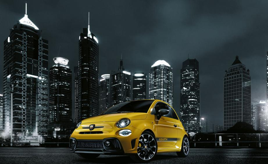 Fiats Sporting Subsidiary Abarth Has Released Their New Racing Model The Compact Abarth  Biposto