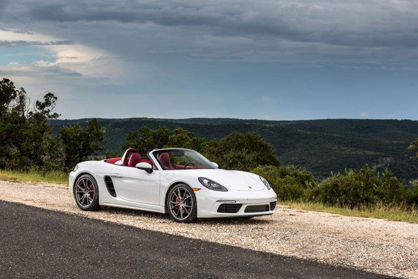 Good Sport The New Porsche  Boxster Is Stronger Than Ever