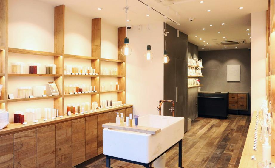A Warm Welcome Japanese Beauty Brand Shiro Opens London Store