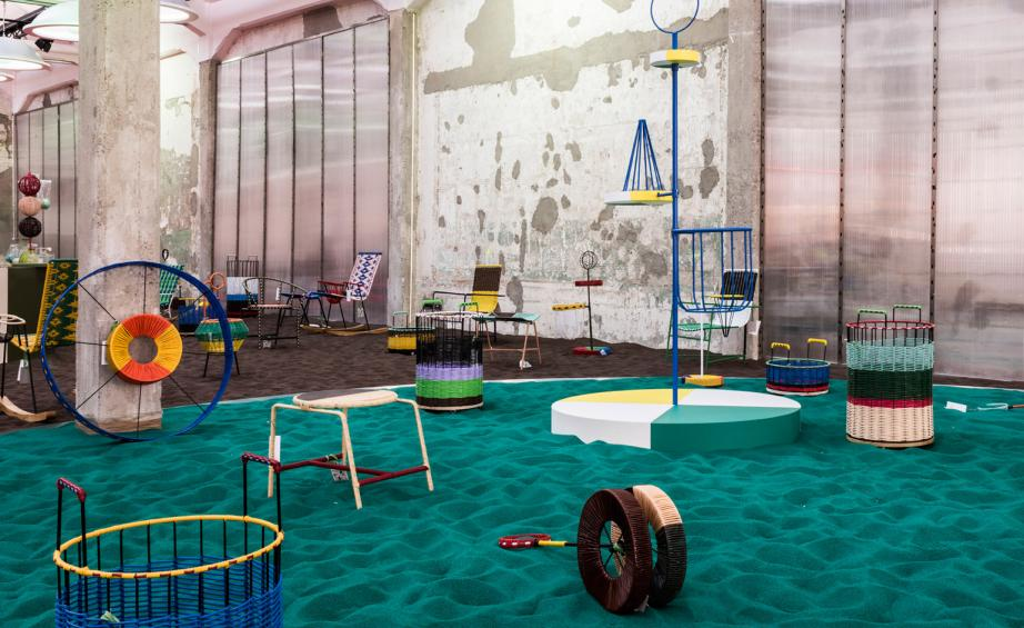Fashion brands leave their sartorial mark on Salone del Mobile 2017 ...