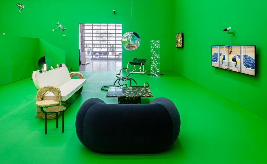 Modern Spirit The Swiss Institute Gives Corbusier Icon A Millenial Twist