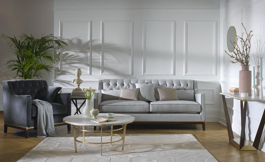 Harrods Has Launched Its Inaugural In House Furniture Line, Designed In  Collaboration With Italian Brand Porada