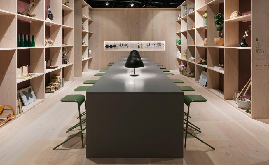 Imm Colgne imm cologne 2017 designers cultivate calm with their