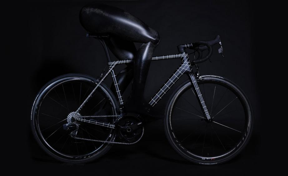 Canyons Kraftwerkdesigned bicycle is a futuristic marvel