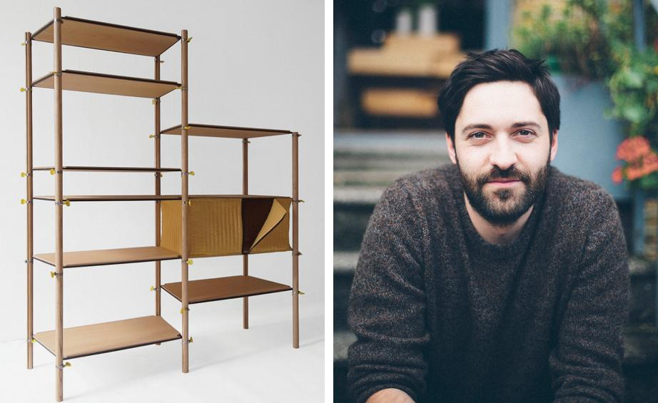 max frommeld 03 jpg. Max Frommeld s furniture designs score top marks at the Arts