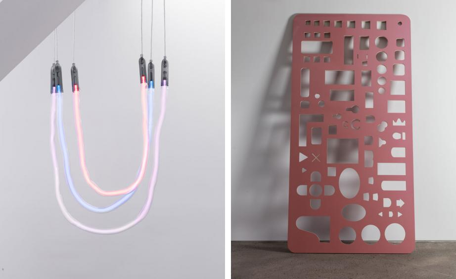 Left: Neon Lights, By Jochen Holz. Right: U0027Cold Cutu0027, By Nick Van Woert