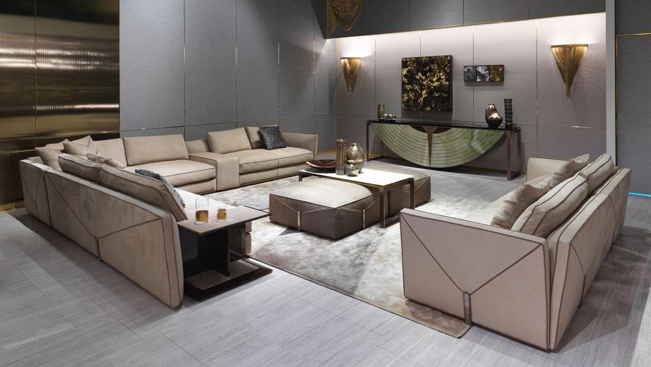 italian furniture brand. Italian Furniture Brand Visionnaire Put On A City-wide Showcase During This Year\u0027s Salone Del Mobile, Including An Impressive Booth At The Rho Fiera Milano Y