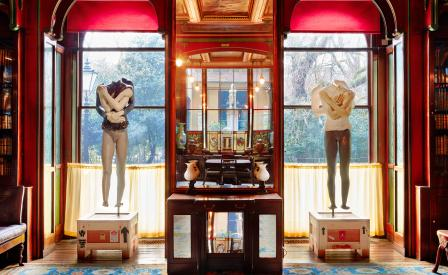 Marc Quinn S Muse Bares All At The Sir John Soane Museum