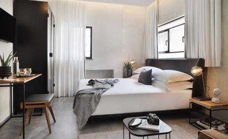 Tel Avivu0027s New Hotel, The Vera, Is A Love Letter To The City