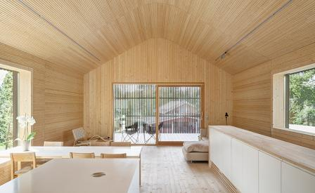 Wood architecture | Wallpaper*