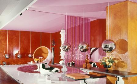 Pleasure Island: The Decadent Interiors Of Australiau0027s First Lady Of  Modernist Design