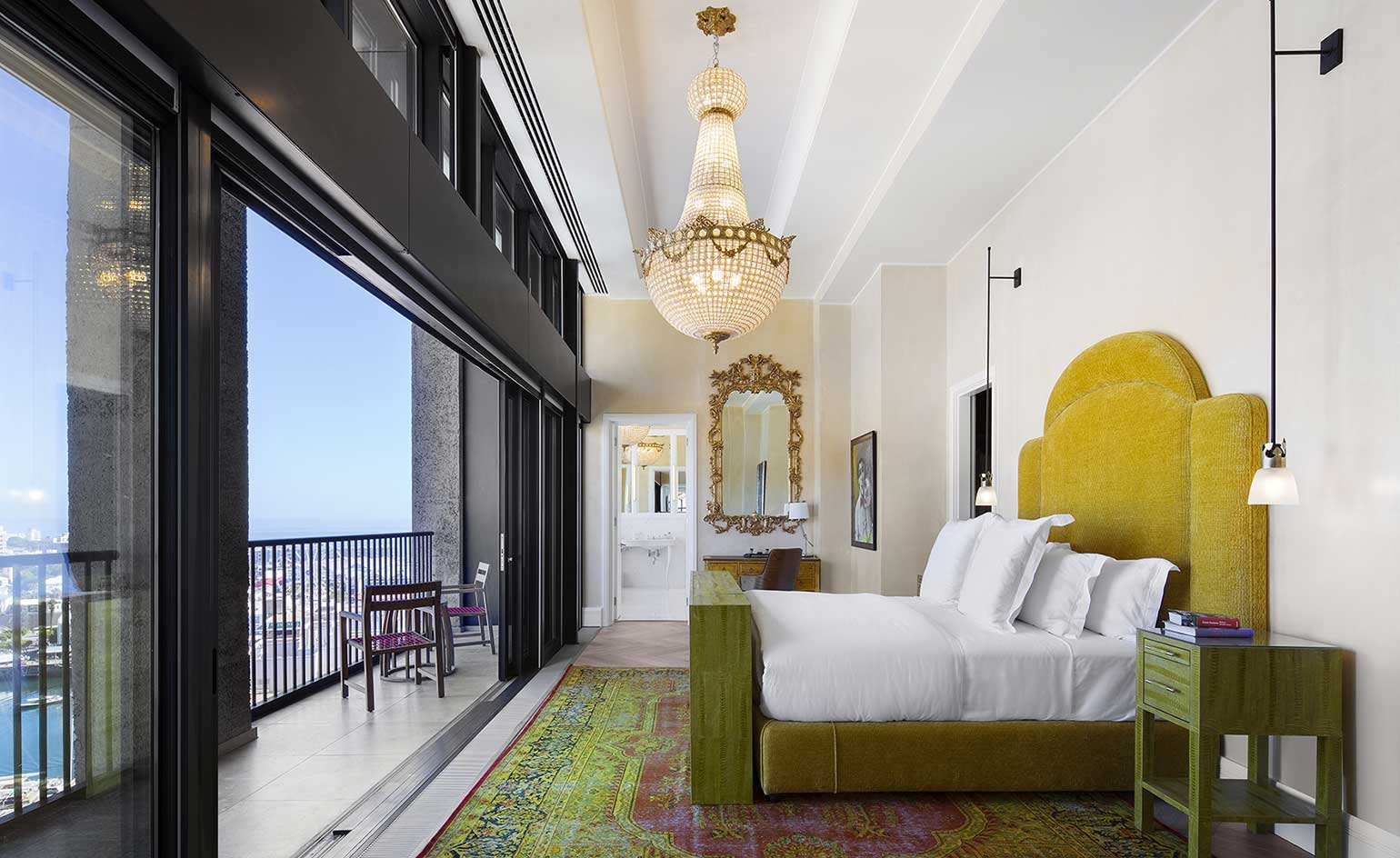 The silo hotel review cape town south africa wallpaper for Hotel world design
