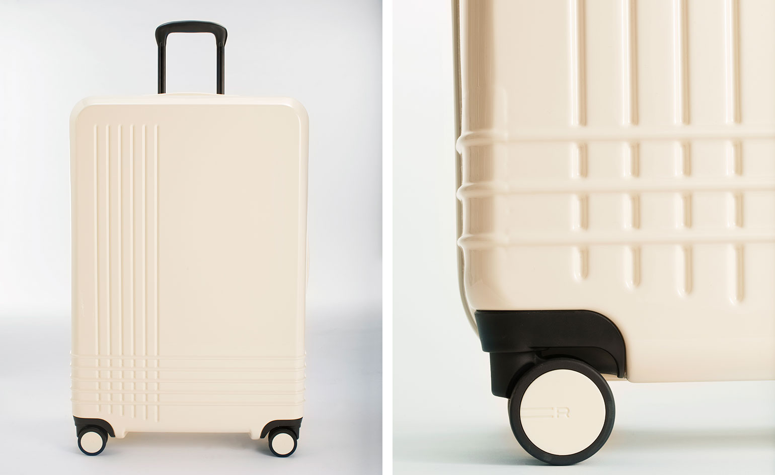 ROAM Tahitian Sand suitcase luggage