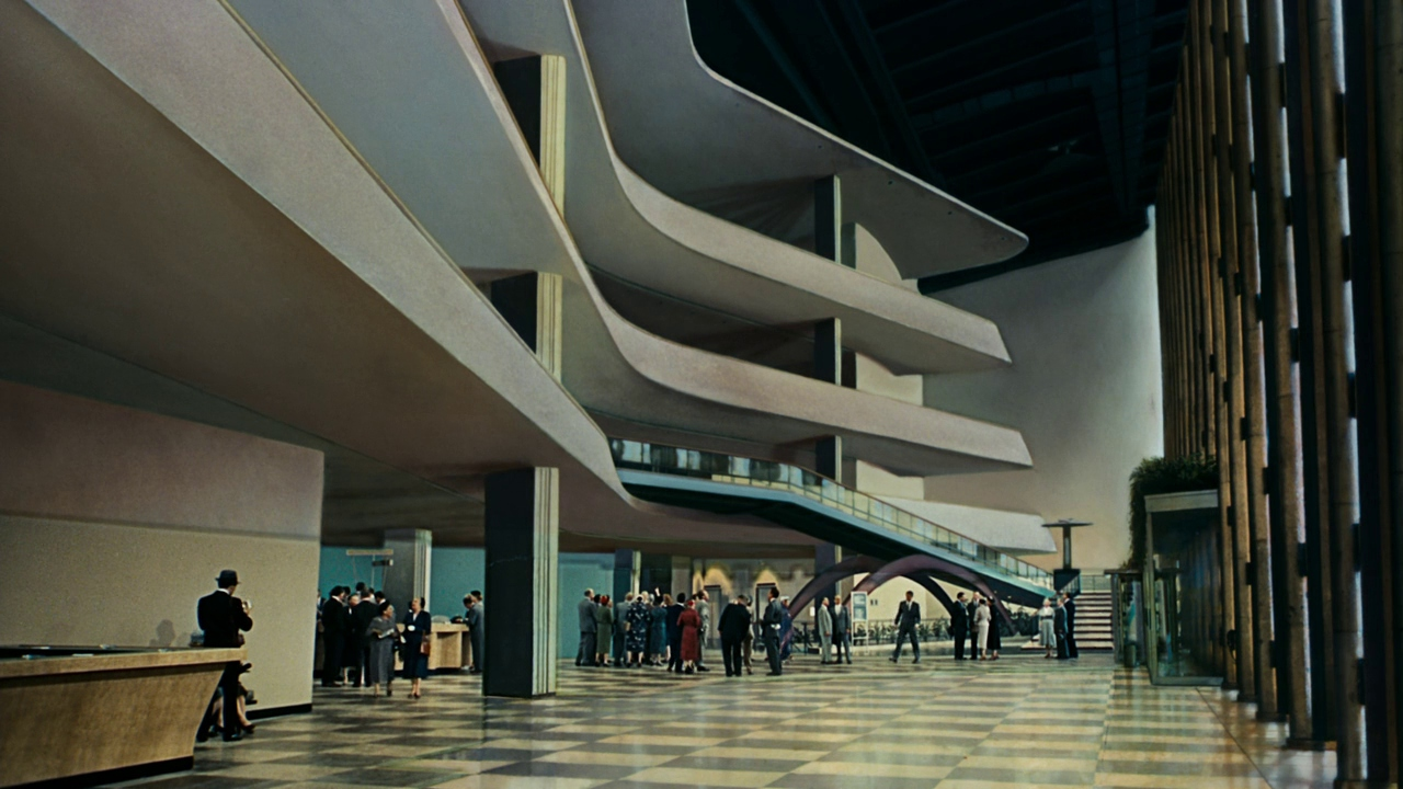 Hitchcock Films And Their Pioneering Use Of Architecture