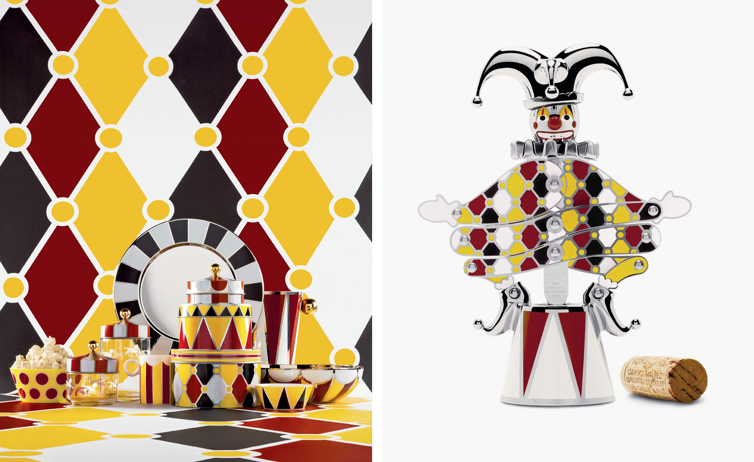 Marcel Wanders Collaborates With Alessi On Circus