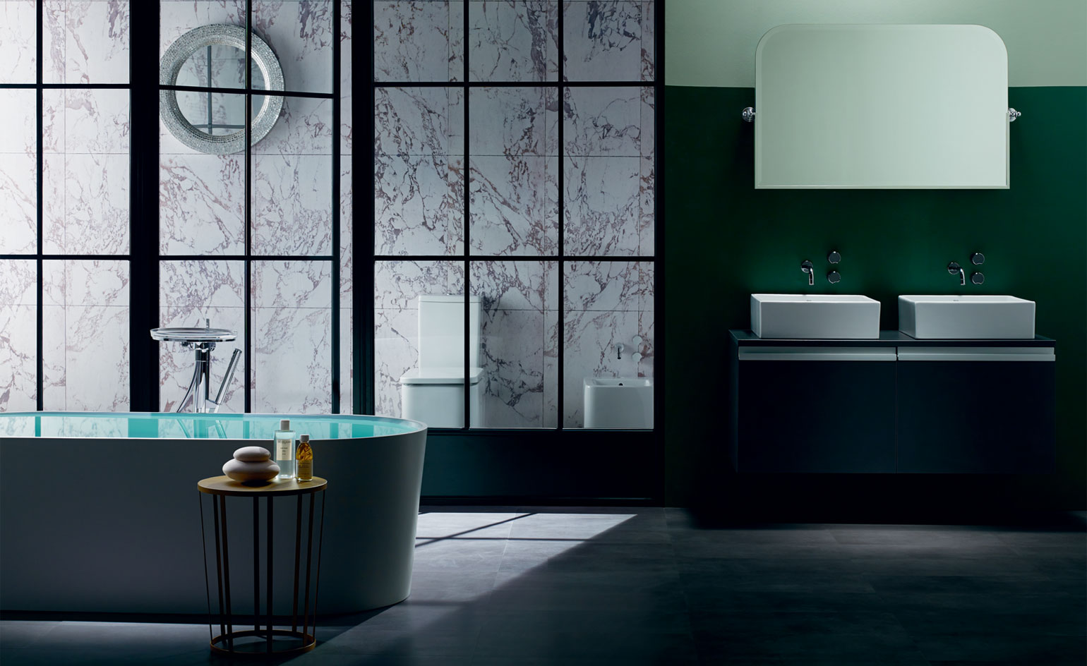 How to create the ultimate modern bathroom | Wallpaper*