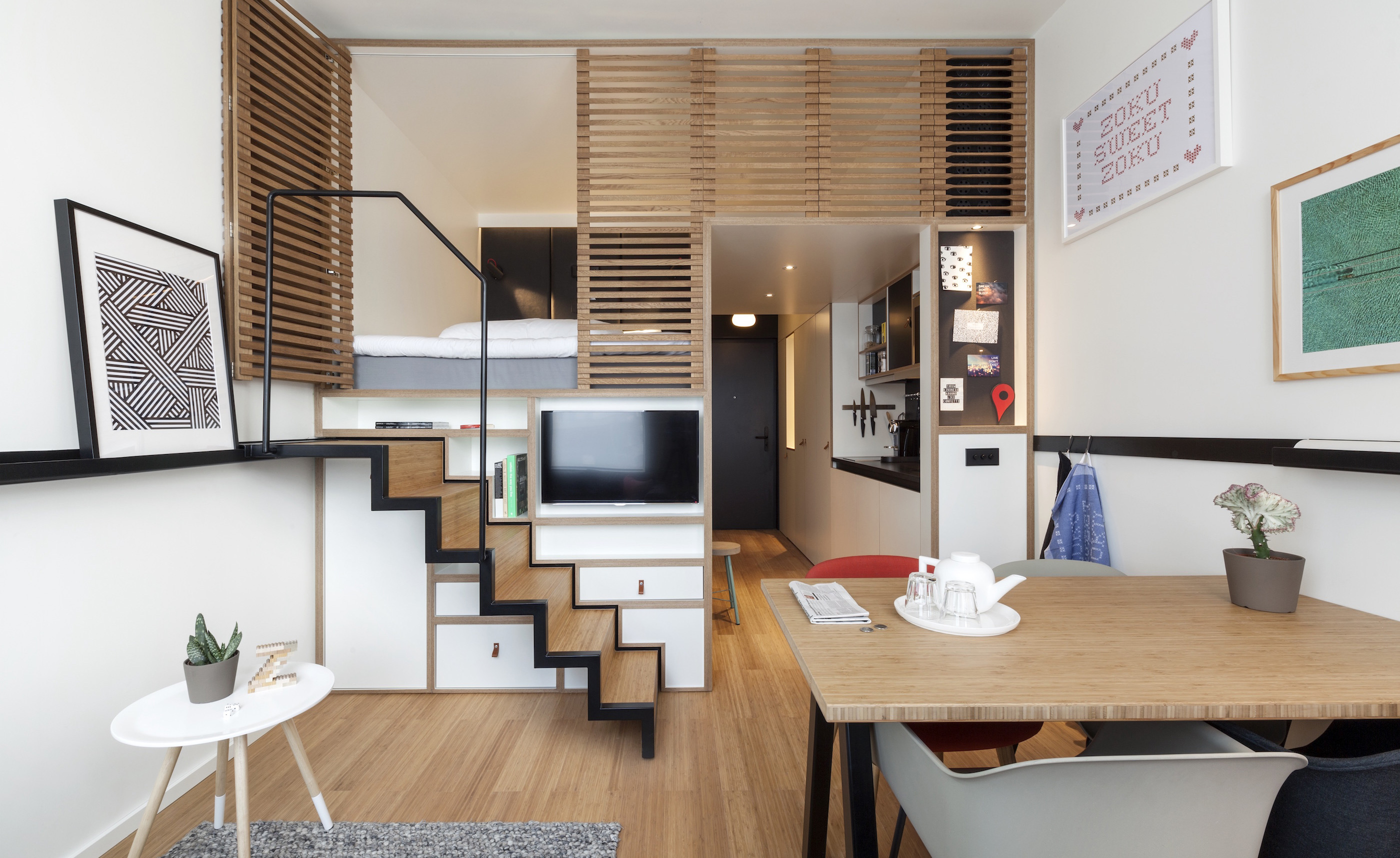 Zoku hotel review amsterdam netherlands wallpaper for Hotel amsterdam cube