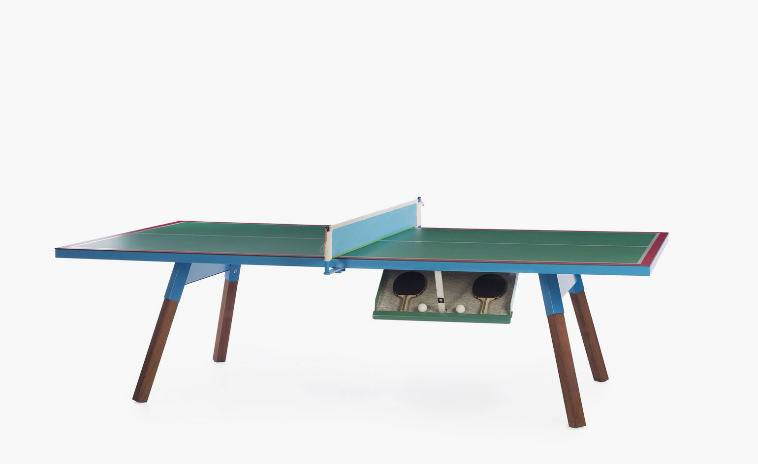 Bouncing Around Rounding Up The Most Innovative Ping Pong