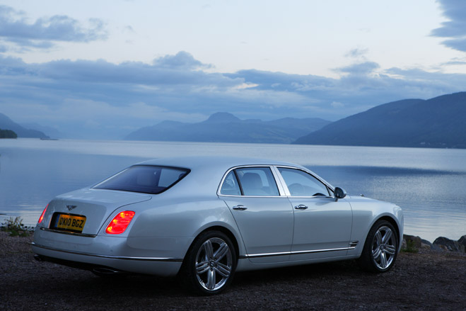 Bentley Mulsanne Wallpaper. Bentley Mulsanne