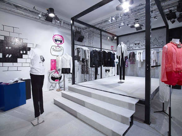 Chanel and Colette Pop-Up store