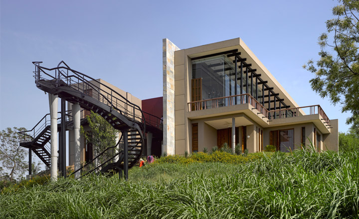 New projects by leading indian architects architecture for Architecture design for home in vadodara