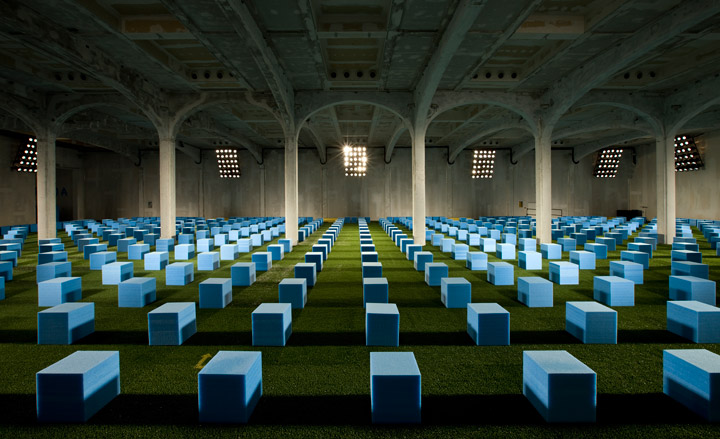 Milan and Paris fashion week S/S 2012 venues: Menswear