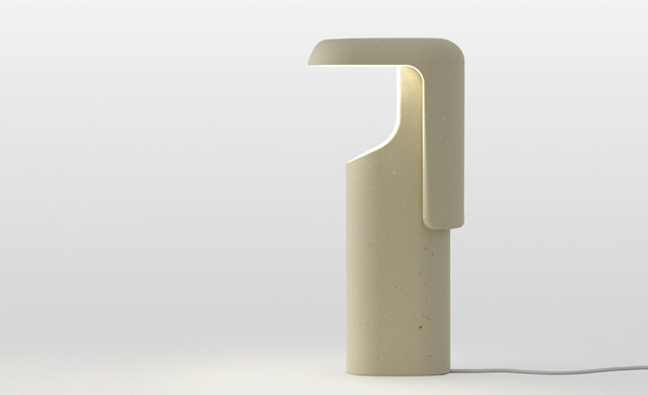 'Tegola' lamp by Studio Klass for Pimar