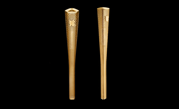 The design museum s design of the year award for their olympic torch