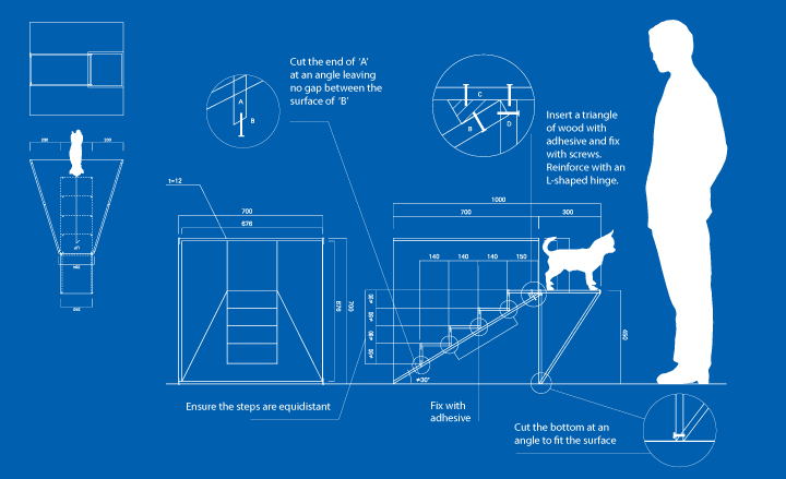 Kennel club japan 39 s kenya hara launches architecture for for Boarding kennel blueprints