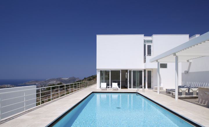 see more of the first completed bodrum house by richard meier partners - Richard Meier Homes