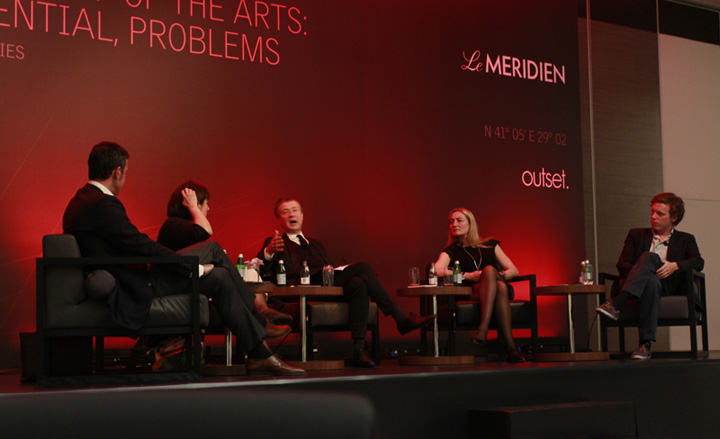 Le Méridien Istanbul Etiler – First Night & Talk Series