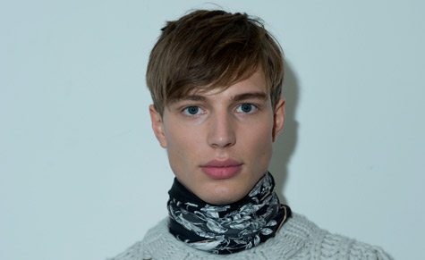 Milan Men's Fashion Week A/W 2013: Grooming trends