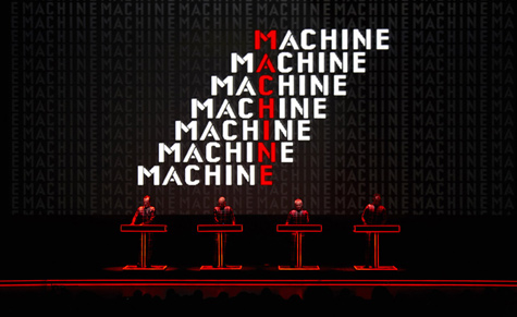 'Kraftwerk - The Catalogue 1 2 3 4 5 6 7 8' at Tate Modern, London | Lifestyle | Wallpaper* Magazine
