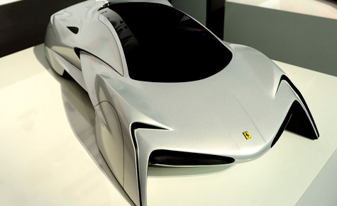 Ferrari's World Design Contest 2011 / WALLPAPER 2011