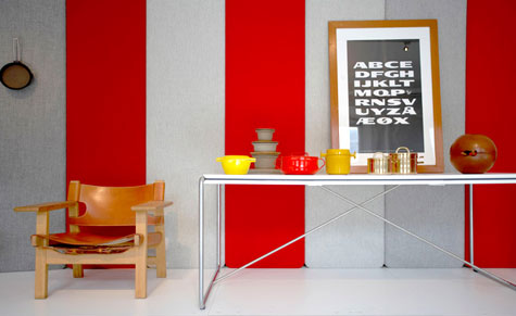 Some of the Danish design classics handpicked by Jasper Morrison for the exhibition he has curated and staged at Design Museum Denmark.