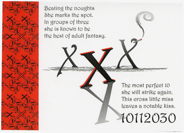 The tart card design entry from Fox, Shelley (02 of 02)