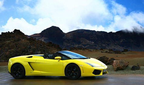 tuned cars wallpaper. Cars. Lamborghini Gallardo Spyder. The Gallardo LP560-4 Spyder contains a