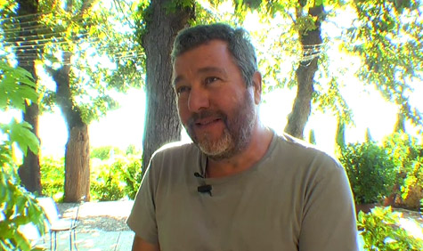 Guest Editor Philippe Starck in the hot seat