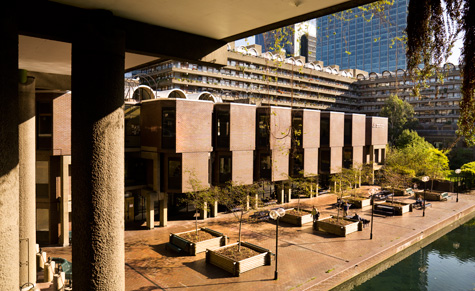 The Guildhall School of Music and Drama, Barbican