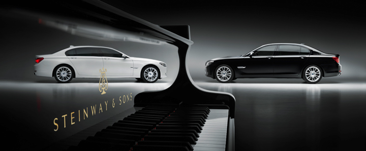 BMW Steinway 7 Series | Cars | Wallpaper* Magazine: design