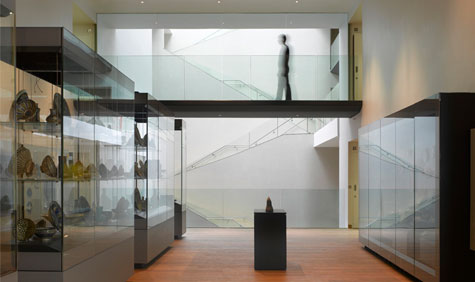 The Ashmolean museum renovation by Rick Mather Architects