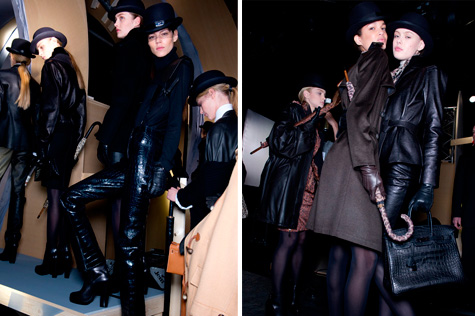 Paris Fashion Week A/W 2010