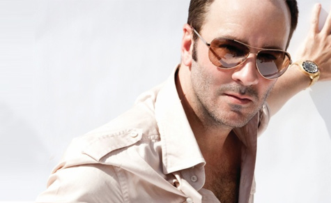 Tom Ford, photographed by Tom M Johnson