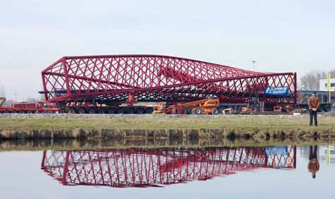 Twist Bridge, Vlaardingen