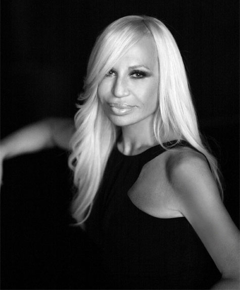 Donatella Versace - first lady of fashion